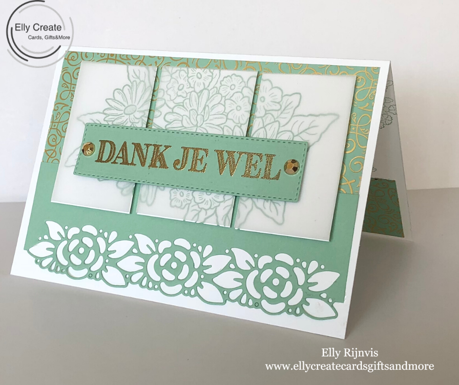 Stampin'Up! Ornate Garden
