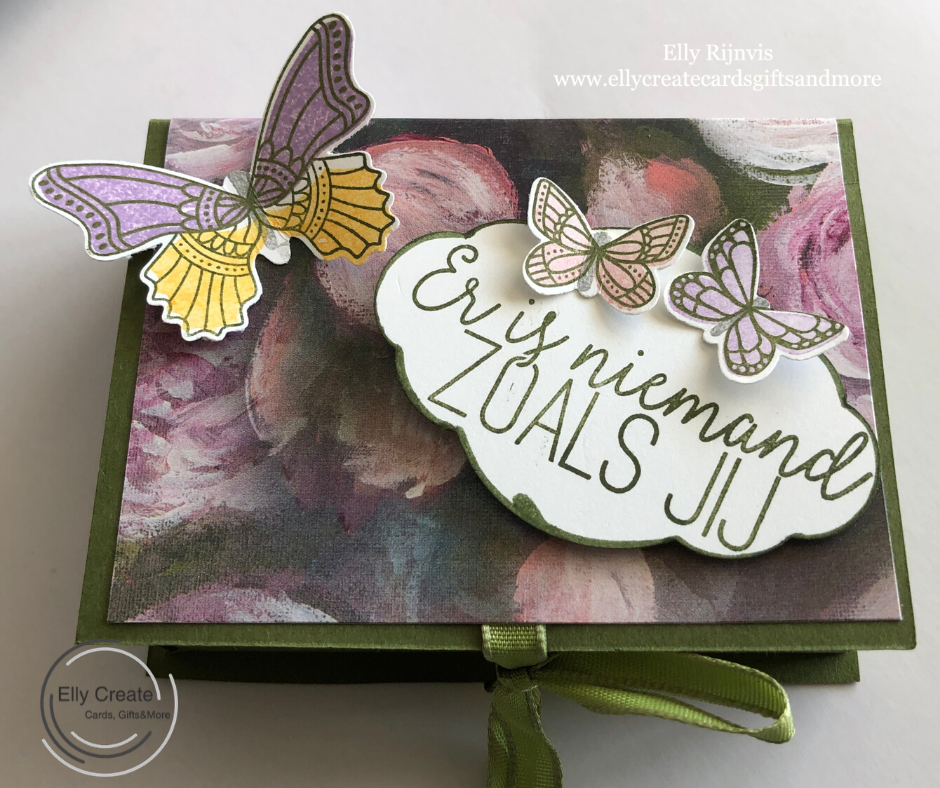 Stampin'Up! Perenial Essence