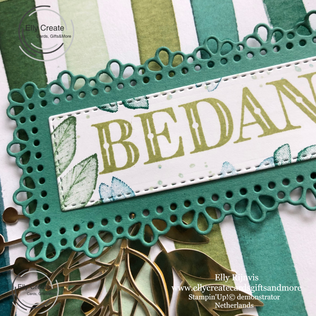Stampin'Up! Forever Greenery