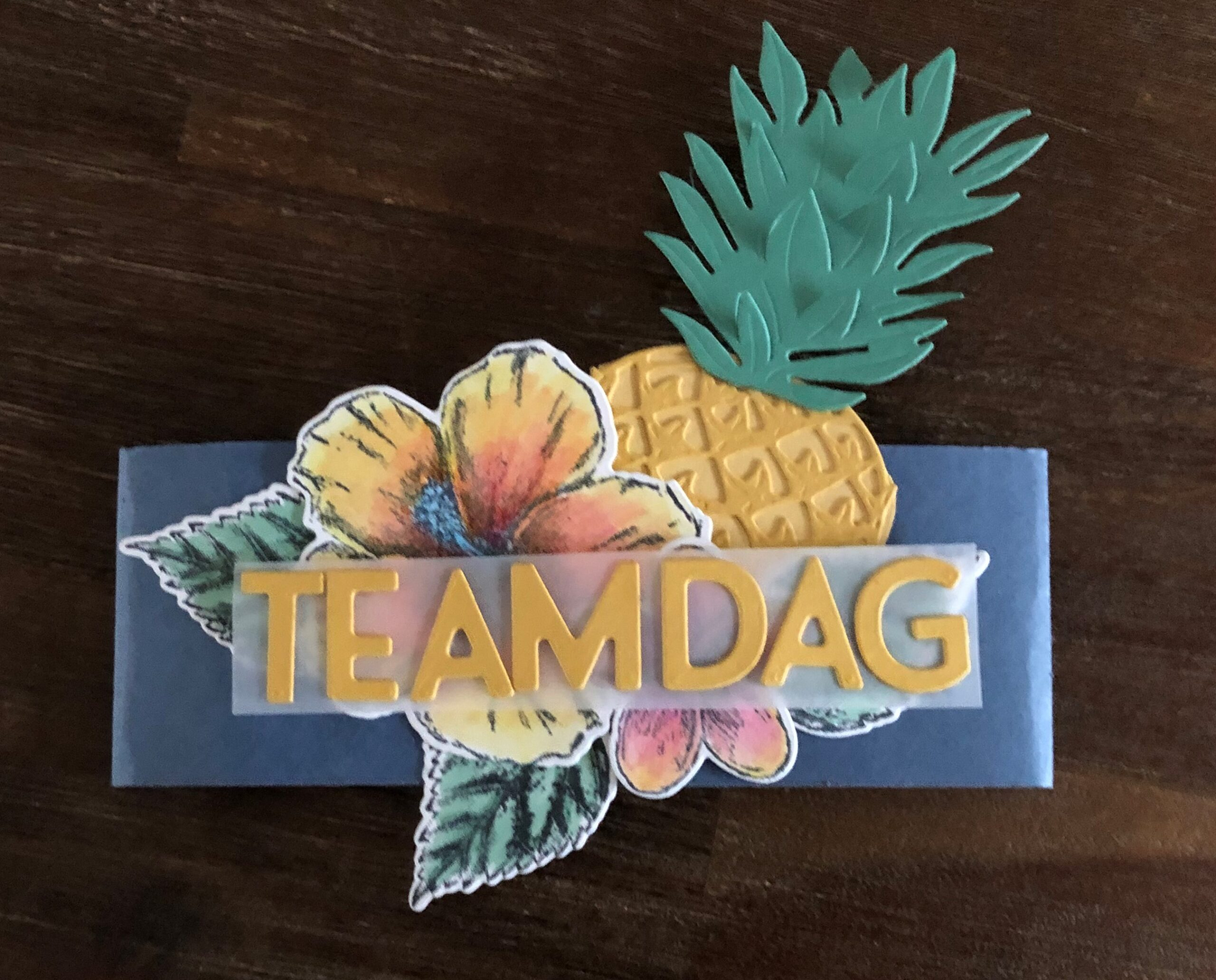 stampin'Up! Timeless Tropical