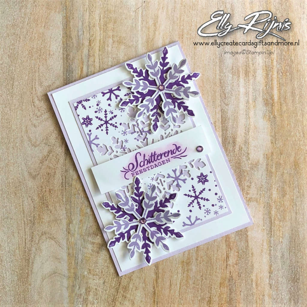 Stampin'Up! Snowflake Splendor Suite - Stampin'Up! Winterwensen