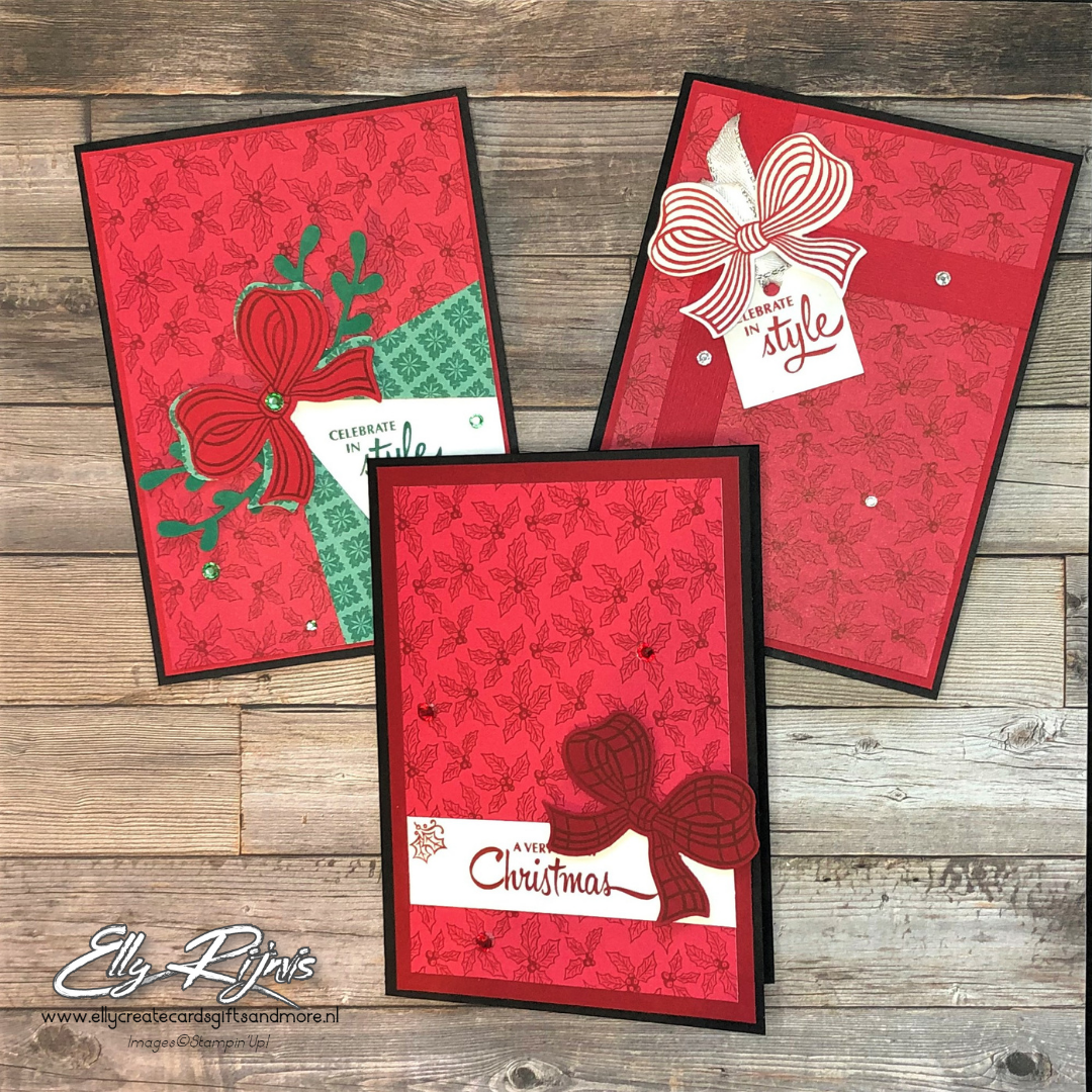 Stampin'Up! Gift Wrapped