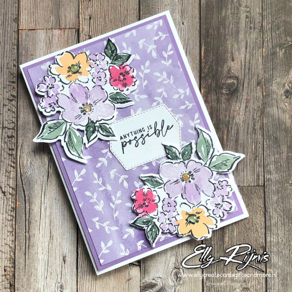 Stampin'Up! Hand Penned