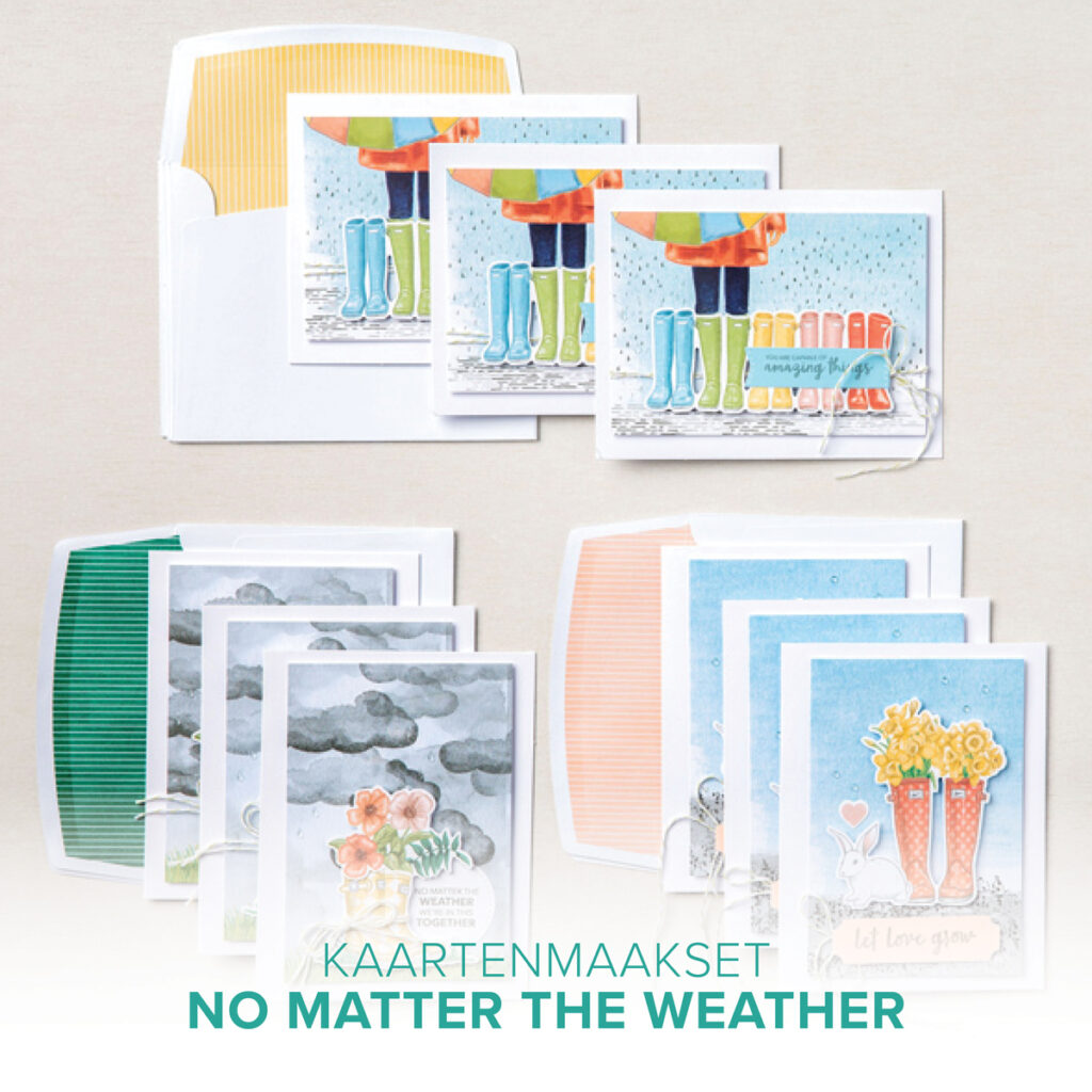 Stampin'Up! No Mather The Weather