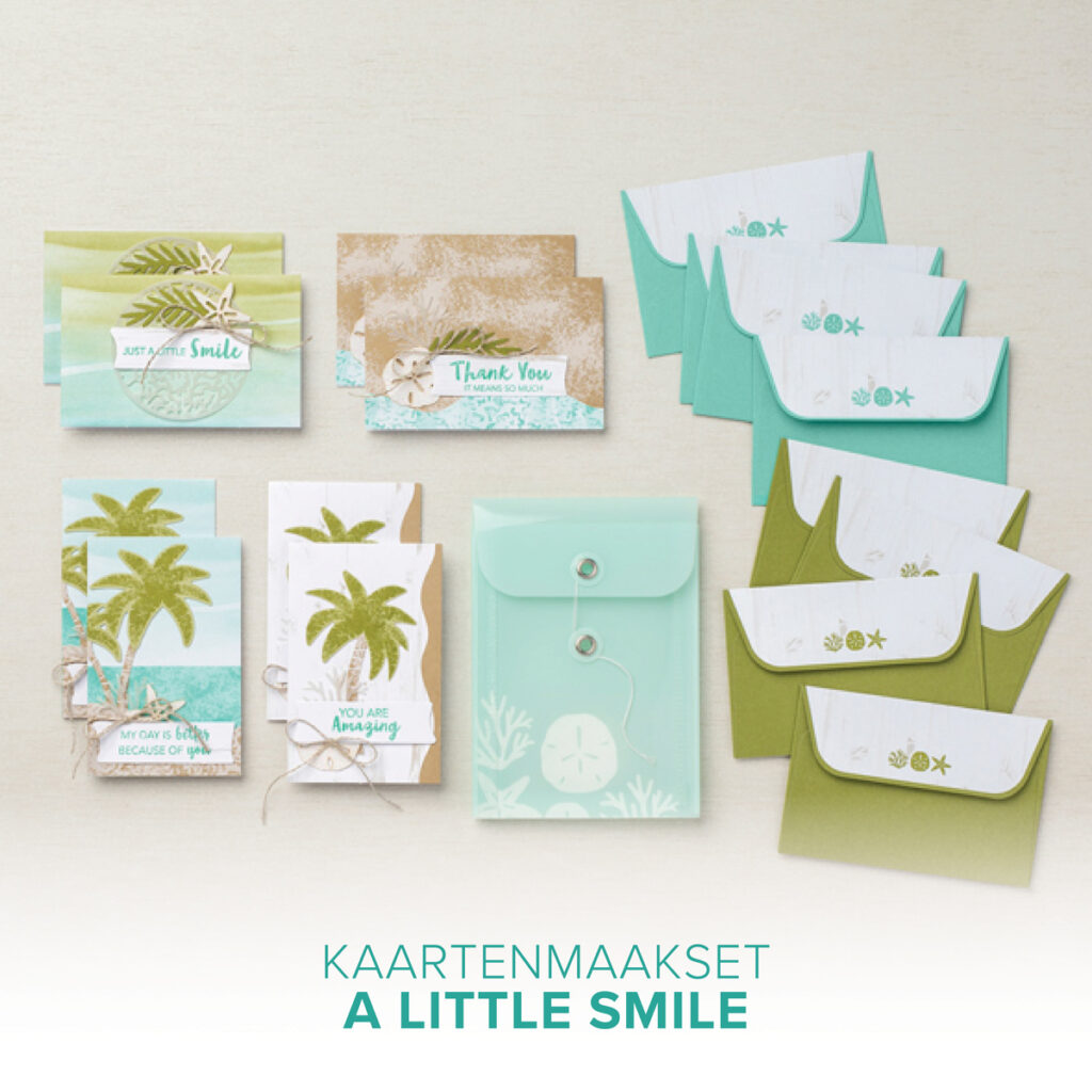 Stampin'Up! A little Smile