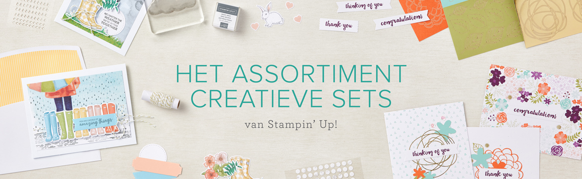 Stampin'Up! kitscollectie